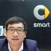 2015款smart fortwo 1.0L自动灵动版