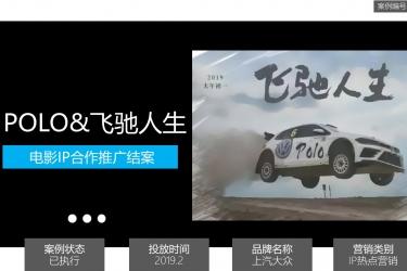 POLO&飞驰人生电影IP合作推广